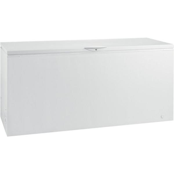 22 Cu. Ft. Chest Freezer - White FFFC22M6QW -5