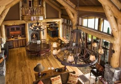 Lodge Furniture Cabin Furniture Rustic Western Decor