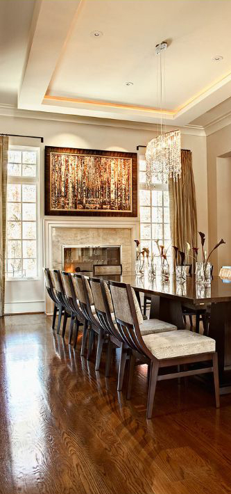 Dining Room Lighting Guidelines