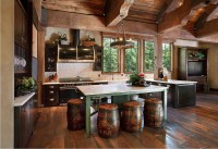 Cabin Decor,Rustic Interiors and Log Cabin Decorating Ideas