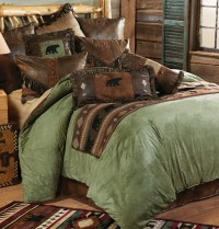 Rustic Home Decor Bedding