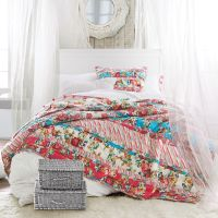 Girls Bedding & Bedroom Design Ideas