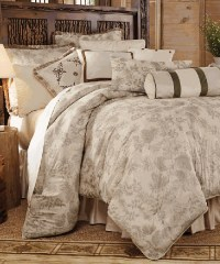 Rustic Bedding Sets, Lodge & Log Cabin Bedding