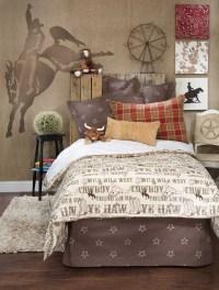 Cowboy Theme Bedrooms