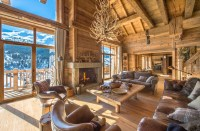 Rustic Interior Design Styles | Log Cabin, Lodge ...