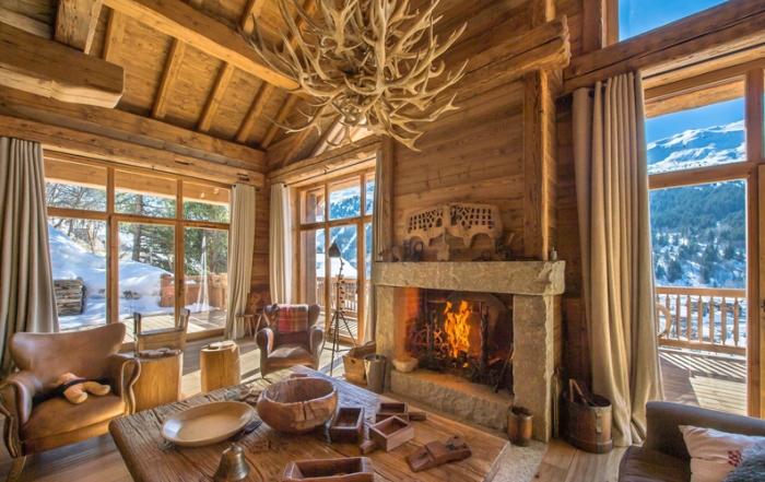 Modern Mountain Home Tour