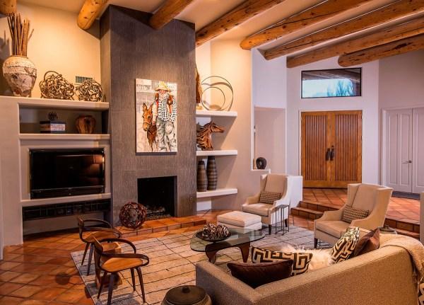 Southwestern Interior Design Ideas
