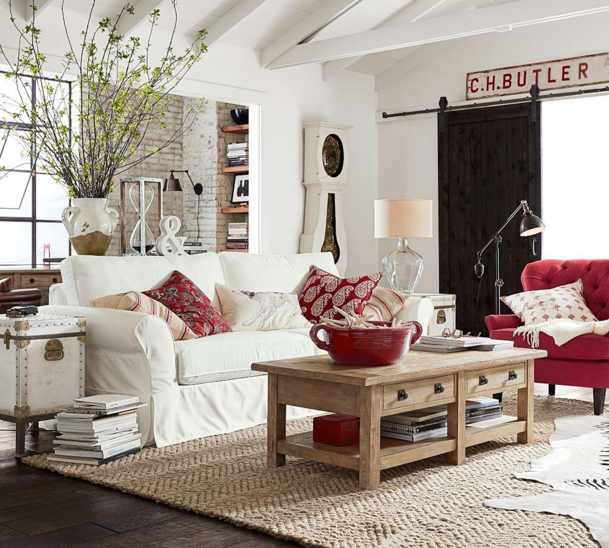 Decorating Farmhouse Ideas
