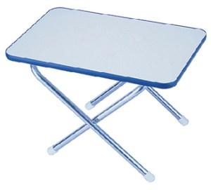 MELAMINE TOP DECK TABLE 16X24