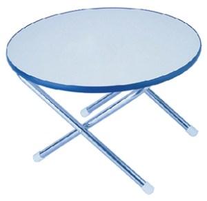 MELAMINE TOP DECK TABLE 24 RD