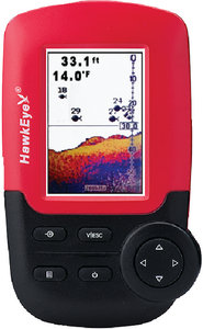 FISHFINDER-PORTABLE DM COLOR