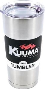 TUMBLER-SS W-LID 20 OZ