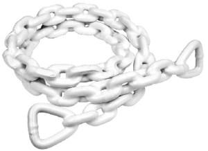 ANCHOR LEAD CHAIN-PVC-1/4X4