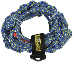 WAKESURFING ROPE-3 SECTIONS