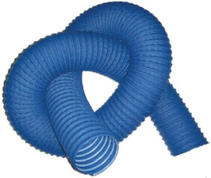 HOSE VENT/DUCT 3 BLU POLYDUCT