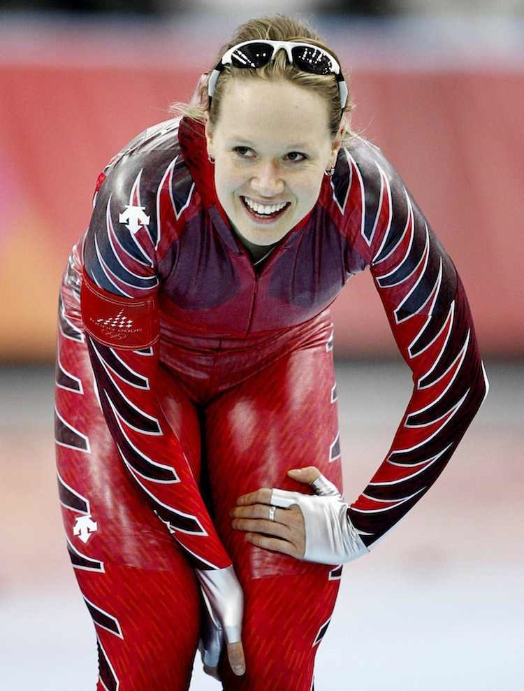 Upcoming Olympic Speed Skater Cindy Klassen To Take Part