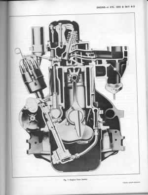 1960 235261 Engine Manual