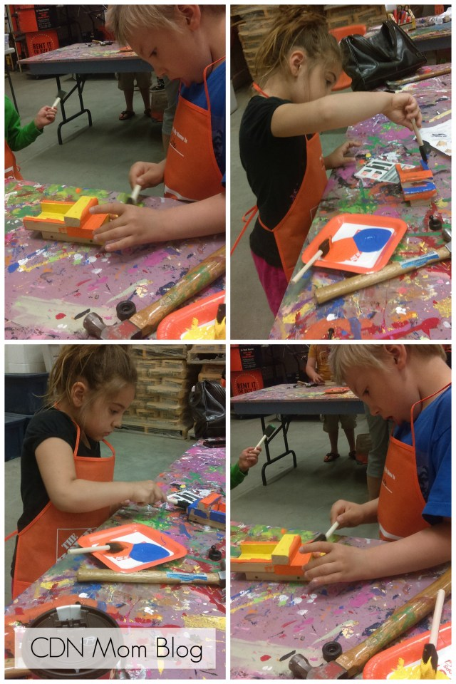 Home Depot Painting