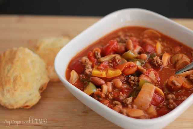 Chili Con Carne - Easy Slow Cooker Meals