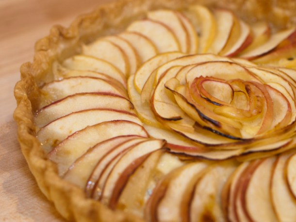 Apple Brie Tart - 20 Delicious Apple Dessert Recipes