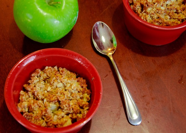Maple Apple Crisp - 20 Delectable Apple Dessert Recipes
