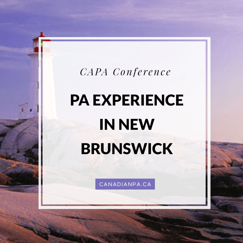 Physician Assistant Experience New Brunswick