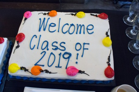 Welcome Class of 2019 Cake