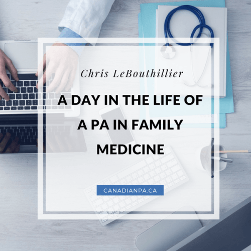family medicine physician assistant