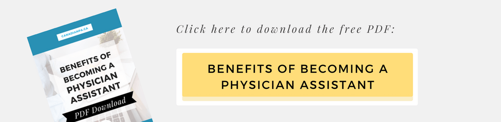 Benefits of Becoming a Physician Assistant