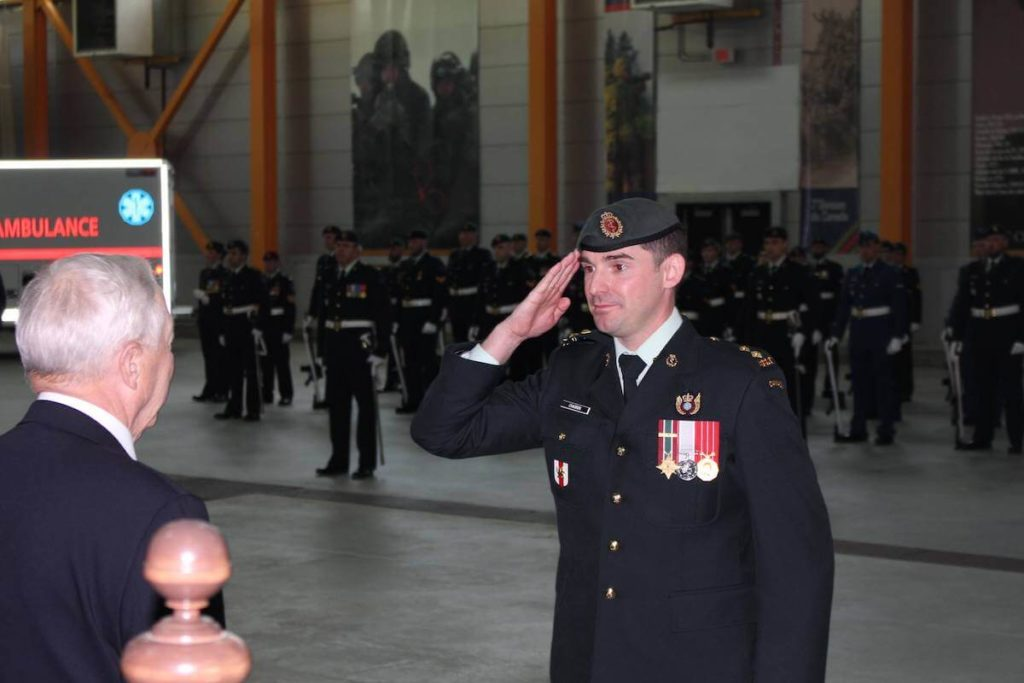 Life of a Canadian Military Physician Assistant