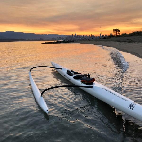 Sunsets at Jericho Beach