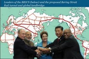 BRICS bering
