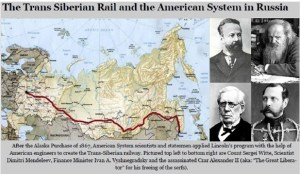 A09- Box- Trans Siberian rail