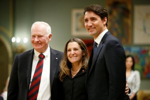 Freeland Trudeau Johnson