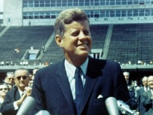JFK Announces Moon Mission: An Inspiration for Today