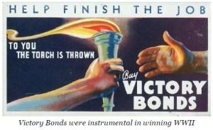 9-a- Victory bonds