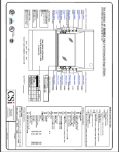 Order Sheets - CSi - HP Series Fume Hood