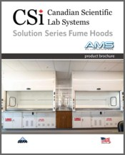 Solution Series Fume Hood Catalogue