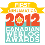 Judge of the Canadian Weblog Awards