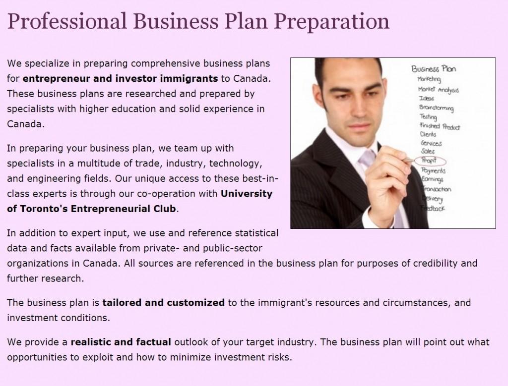 Interchain2 Businessplan