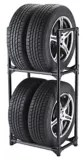 certified tire shelves