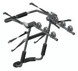 sportrack 3 bike suv and van trunk mount bike rack