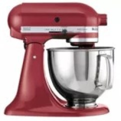 Red Kitchen Aid Mixer And Bath Design Software Kitchenaid Artisan Stand Empire Canadian Tire