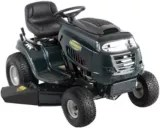 yardworks 15.5hp lawn tractor