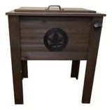 cryopak wood cooler 40 l