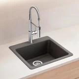corence granite composite double bowl