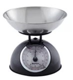 kitchen scales white canisters starfrit retro style mechanical scale canadian tire