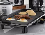 kitchen grills color choices for cabinets electric griddles skillets canadian tire
