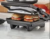 kitchen grills quality brand cabinets electric griddles skillets canadian tire panini press sandwich makers