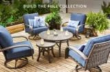 clareview patio furniture collection by